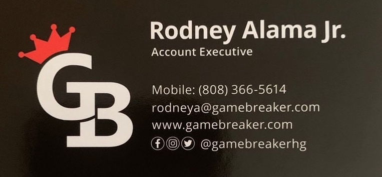 Rod Game Breaker